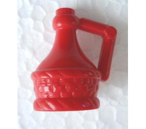 LEGO Red Fabuland Wine Pitcher (4429)