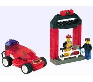 LEGO Red Flash Station Set 4621