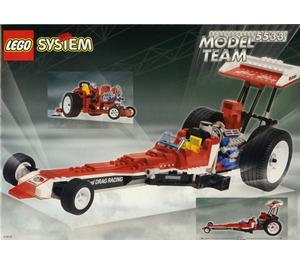 LEGO Red Fury Set 5533
