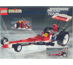 LEGO Red Fury Set 5533 Instructions