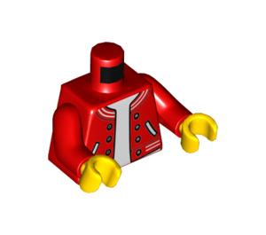 LEGO Jack Davids Minifig Torso (973 / 76382)