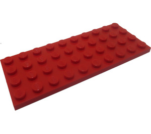 LEGO Red Plate 4 x 10 (3030)