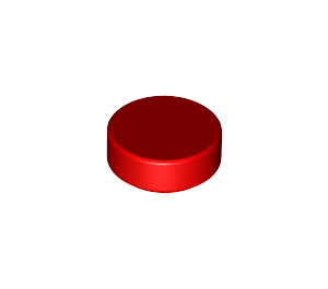 LEGO Red Round Tile 1 x 1 (35381 / 98138)