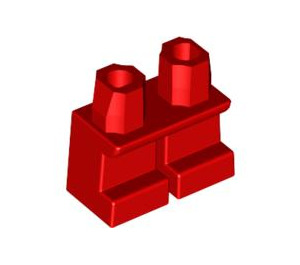 LEGO Red Short Legs (41879 / 90380)