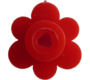 LEGO Red Small Flower