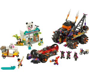 LEGO Red Son's Inferno Truck Set 80011