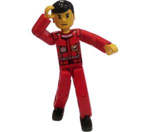 LEGO Red Technic Figure