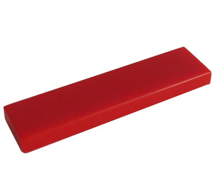 LEGO Red Tile 1 x 4 (2431)