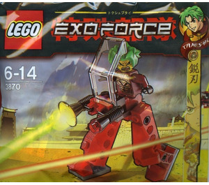 LEGO Red Walker Set 3870