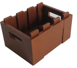 LEGO Reddish Brown Crate (30150)