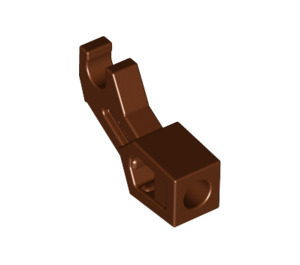 LEGO Reddish Brown Mechanical Arm with Thick Support (49753 / 76116)