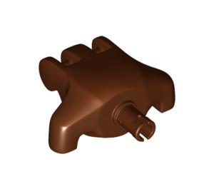 LEGO Reddish Brown Rancor Paw (11327)