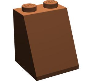 LEGO Reddish Brown Slope 2 x 2 x 2 (65°) without Stud Holder (3678)