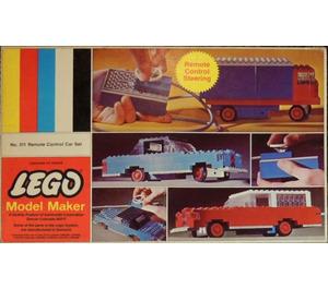 LEGO Remote Control Car Set 311-5