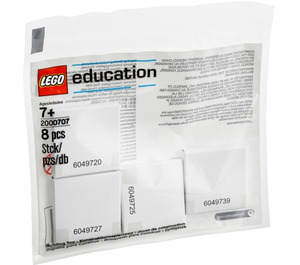 LEGO Replacement Pack Rubber Bands Set 2000707