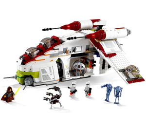 LEGO Republic Gunship Set 7163