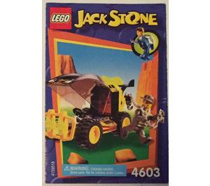 LEGO Res-Q Wrecker Set 4603 Instructions