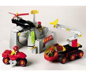 LEGO Rescue Base Set 2914