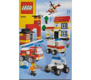 LEGO Rescue Building Set 6164
