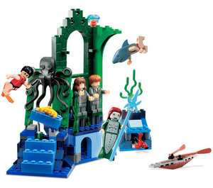 LEGO Rescue from the Merpeople Set 4762