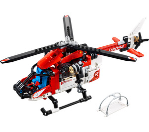 LEGO Rescue Helicopter Set 42092