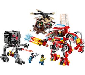LEGO Rescue Reinforcements Set 70813