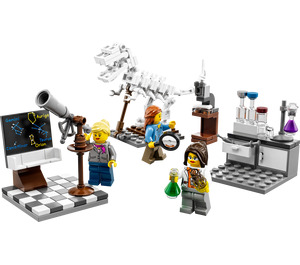 LEGO Research Institute Set 21110