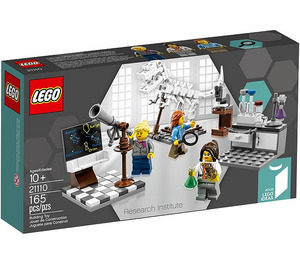 LEGO Research Institute Set 21110 Packaging