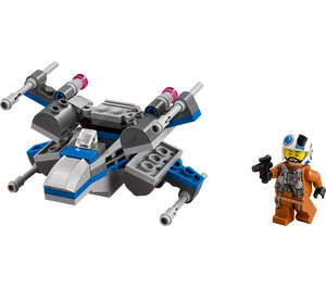 LEGO Resistance X-wing Fighter Set 75125