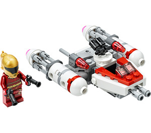 LEGO Resistance Y-wing Microfighter Set 75263