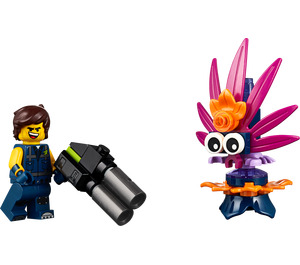 LEGO Rex's Plantimal Ambush Set 30460