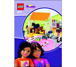 LEGO Riding School Set 5941 Instructions