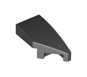 LEGO Right Plate 1 x 2 with Bow 45° Cut (29119)