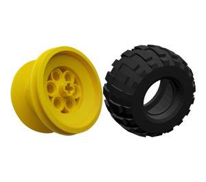 LEGO Rim Ø43.2 X 30.5 Assembly (2996)