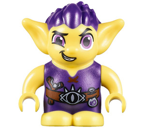 LEGO Rimlin Minifigure