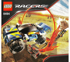 LEGO Ring of Fire Set 8494