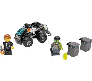 LEGO Riverside Raid Set 70160