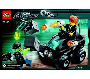 LEGO Riverside Raid Set 70160 Instructions