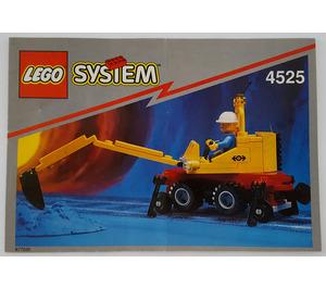 LEGO Road and Rail Repair Set 4525 Instructions
