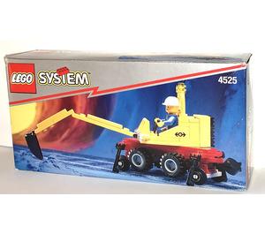 LEGO Road and Rail Repair Set 4525 Packaging