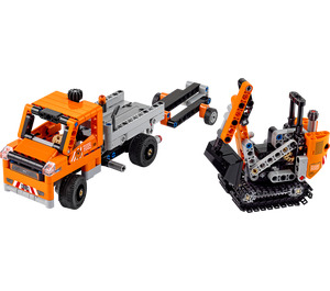 LEGO Roadwork Crew Set 42060