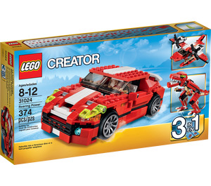 LEGO Roaring Power Set 31024 Packaging