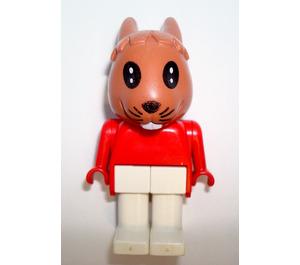 LEGO Robby Rabbit Fabuland Figure