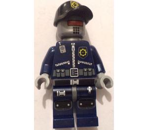 LEGO Robo SWAT Minifigure