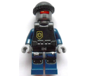 LEGO Robo SWAT with Knitted Cap Minifigure