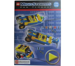 LEGO Robo Technology Set with USB Transmitter 9786 Instructions