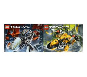 LEGO Roboriders Value Pack Set 880012