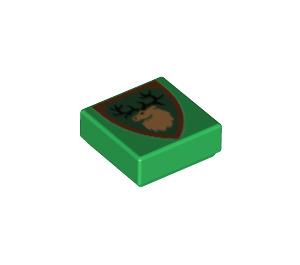 LEGO Robot Hoodlum Tile 1 x 1 with Groove (3070 / 30949)