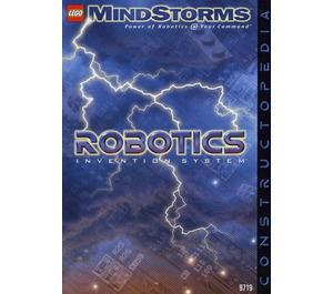 LEGO Robotics Invention System Set 9719