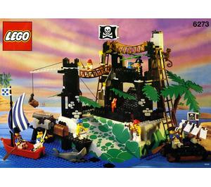 LEGO Rock Island Refuge Set 6273